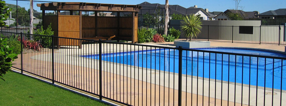 Swimming Pool Safety Barrier