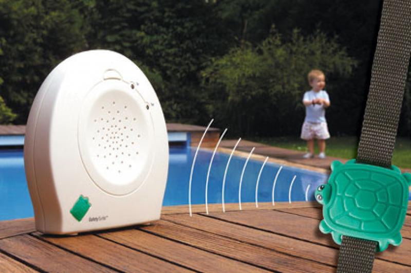 safetyturtle swimming pool alarm