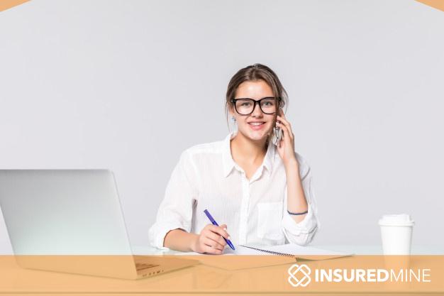 insuredmine crm insurance sales phone tips image